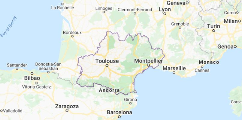 where is Occitanie